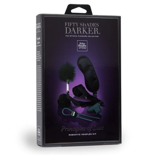 Fifty Shades Of Grey - Darker Principles Of Lust Romance Couples Kit