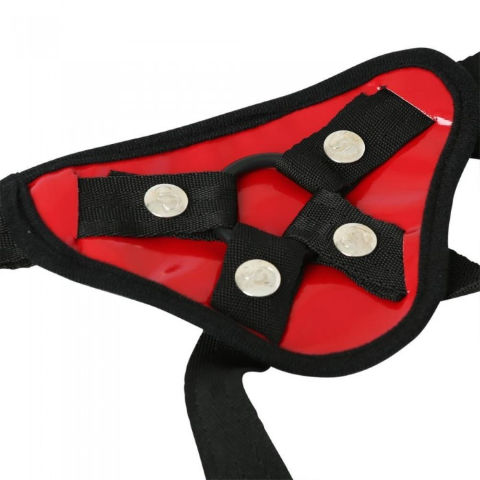 Sportsheets - Entry Level Strap-On Red
