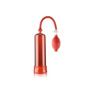 Sevencreations - Penis Pump Red