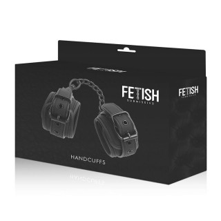 Fetish Submissive - Handcuffs Vegan Leather