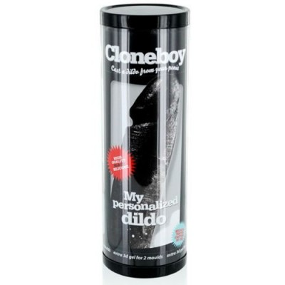 Cloneboy - My Personalized Black Dildo
