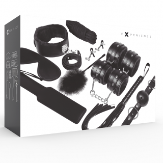 Experience - BDSM Fetish Kit Black Series