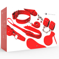 Experience - BDSM Fetish Kit Red Series